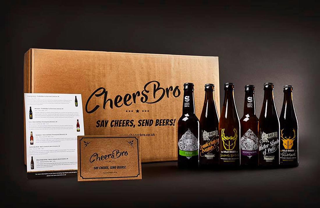 Valentine's Day Gets a Boozy Makeover with Craft Beer Gifting Service 3