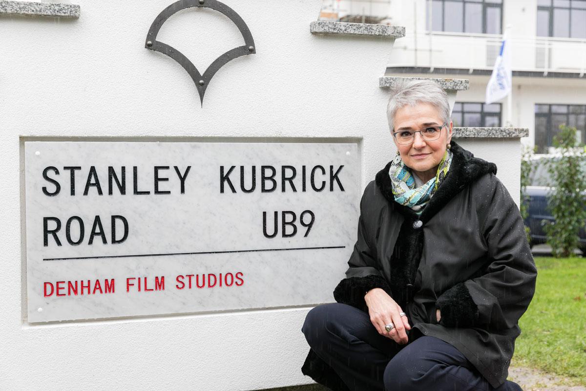 Weston Homes Pays Tribute to Stanley Kubrick at Denham Film Studios Site 1