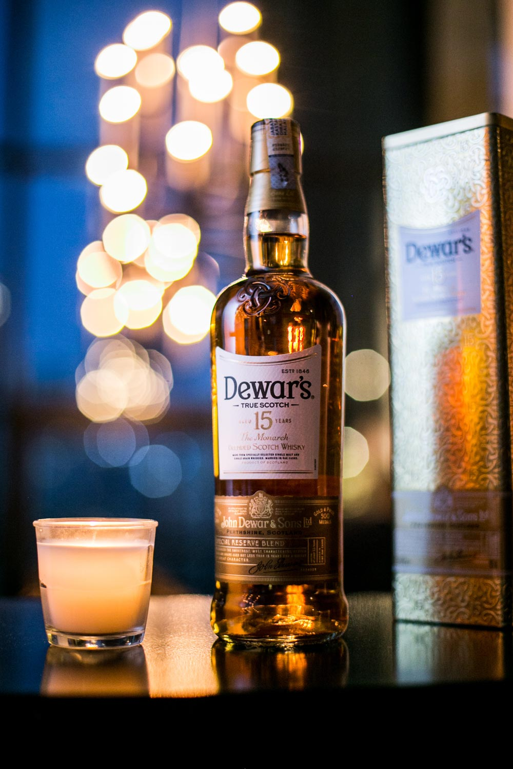 A Fun-Filled Evening at Dewar's Whisky Academy in Troika Sky Dining, Kuala Lumpur 5