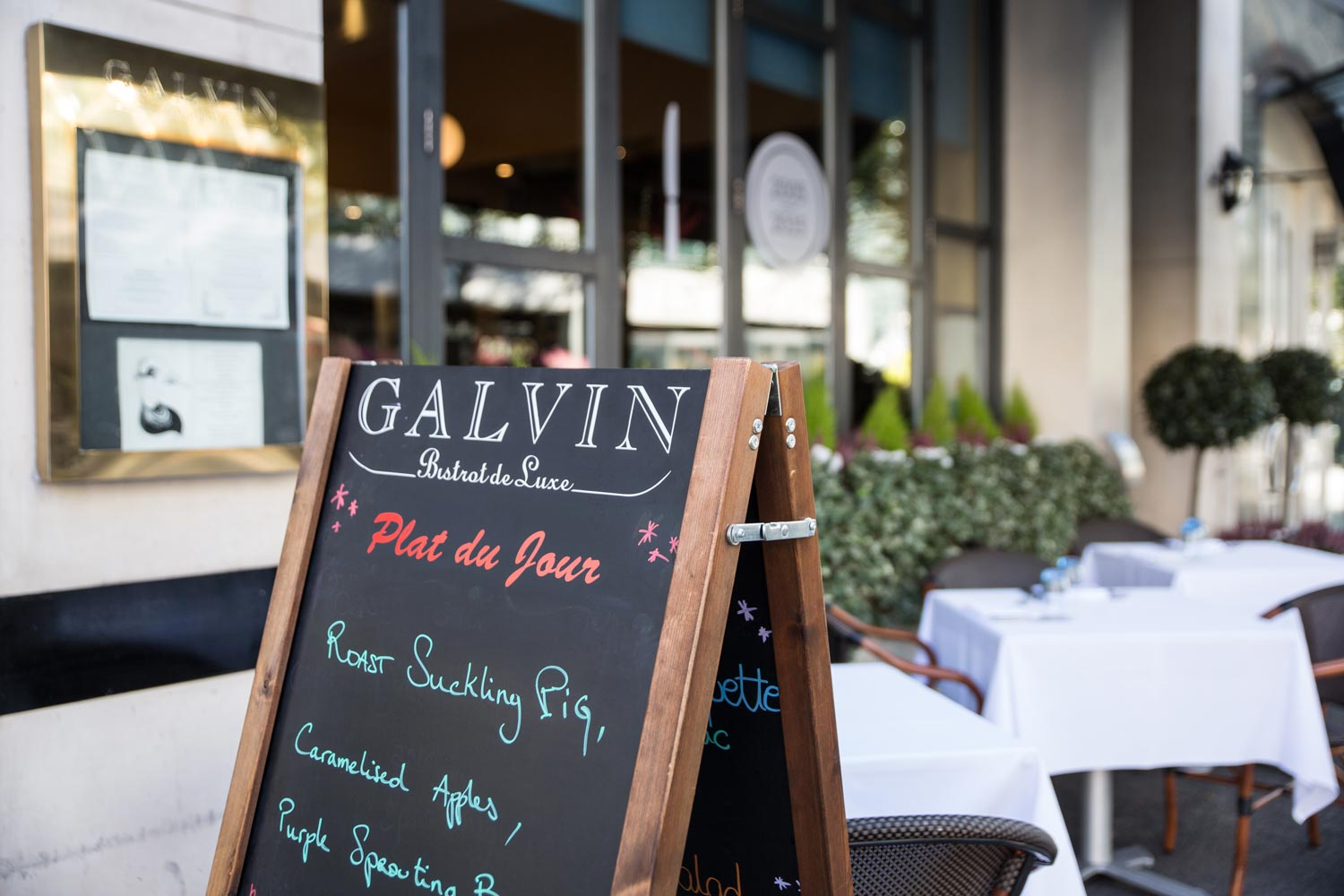 Fabulous Flavours Of France At Galvin Bistrot De Luxe 8