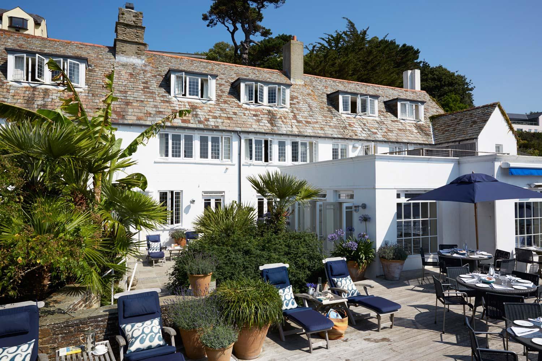 Traditional Cornish Comforts at Hotel Tresanton