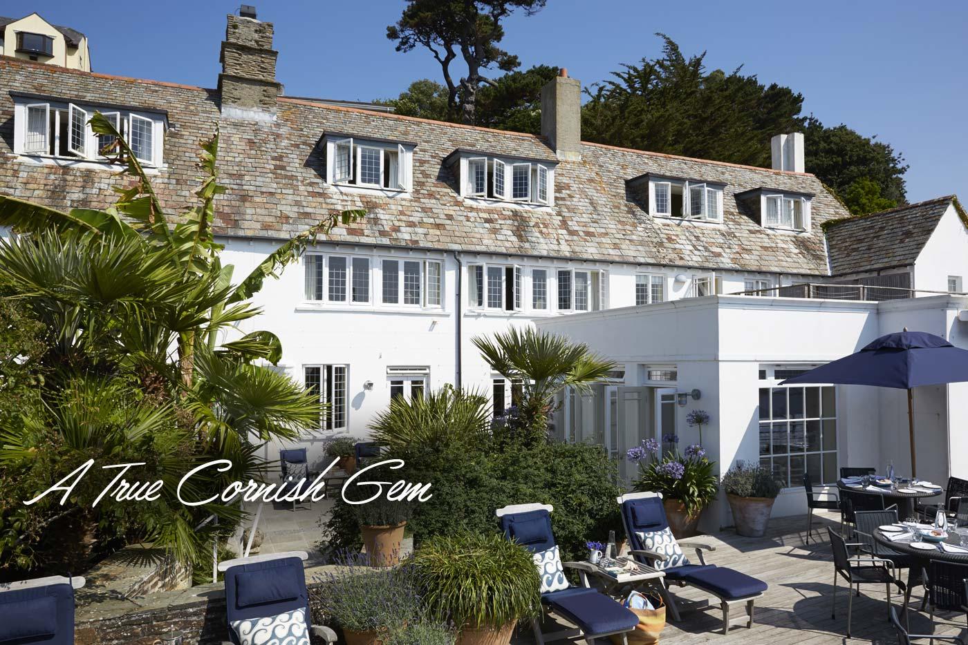 Experiencing Some Traditional Cornish Comforts at Hotel Tresanton