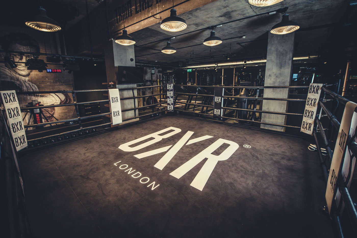 Review Of Bxr London The World 39 S First High End Boxing Gym