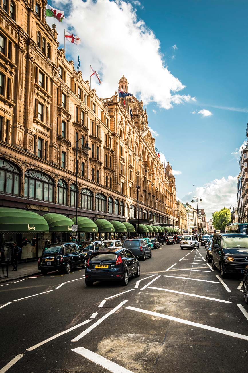 New Report Reveals The 'Harrods' Effect on Knightsbridge Property 3