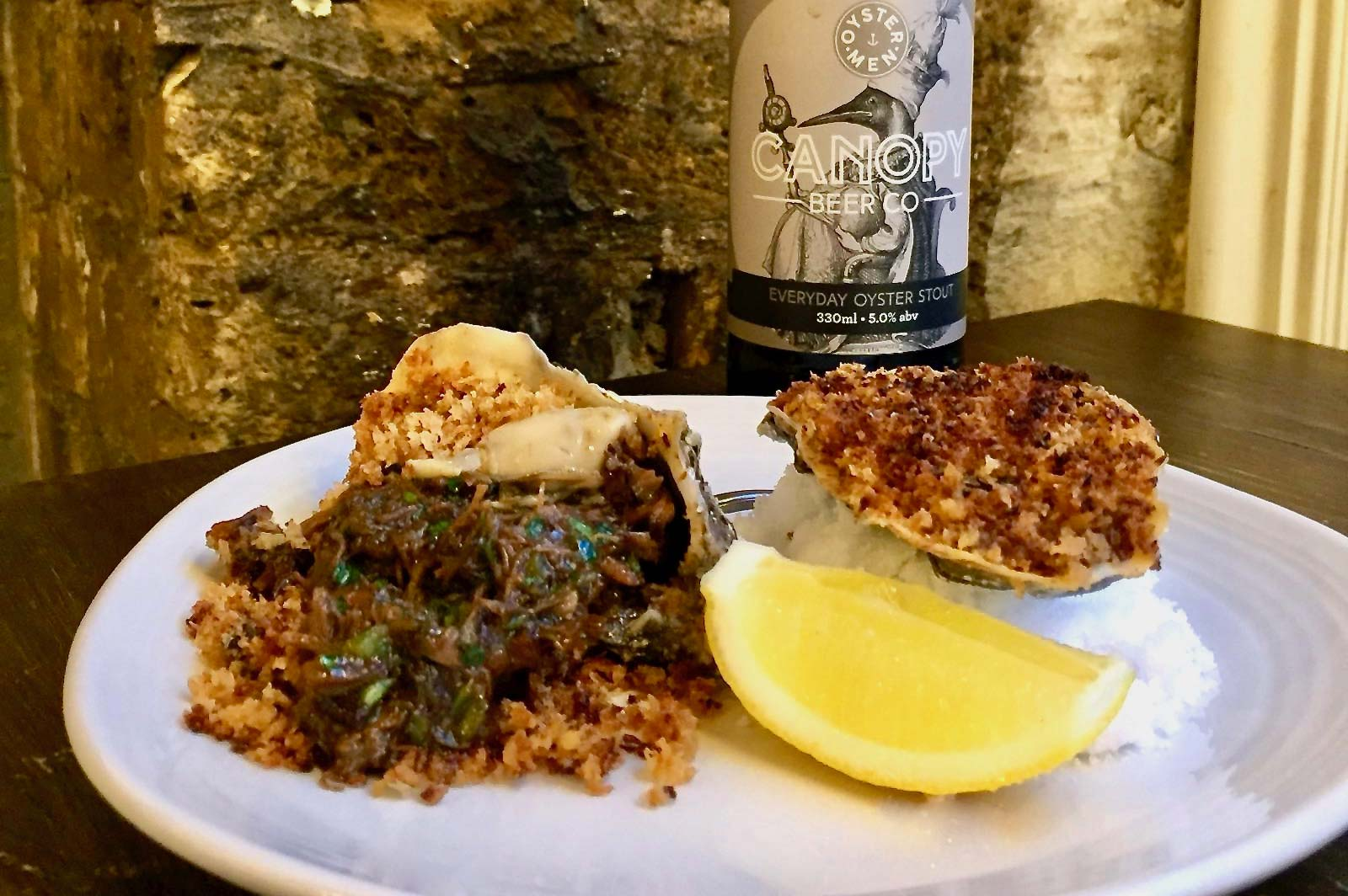 Those looking for an alternative way to celebrate British Pie Week can head to The Oystermen Seafood Bar & Kitchen in Covent Garden