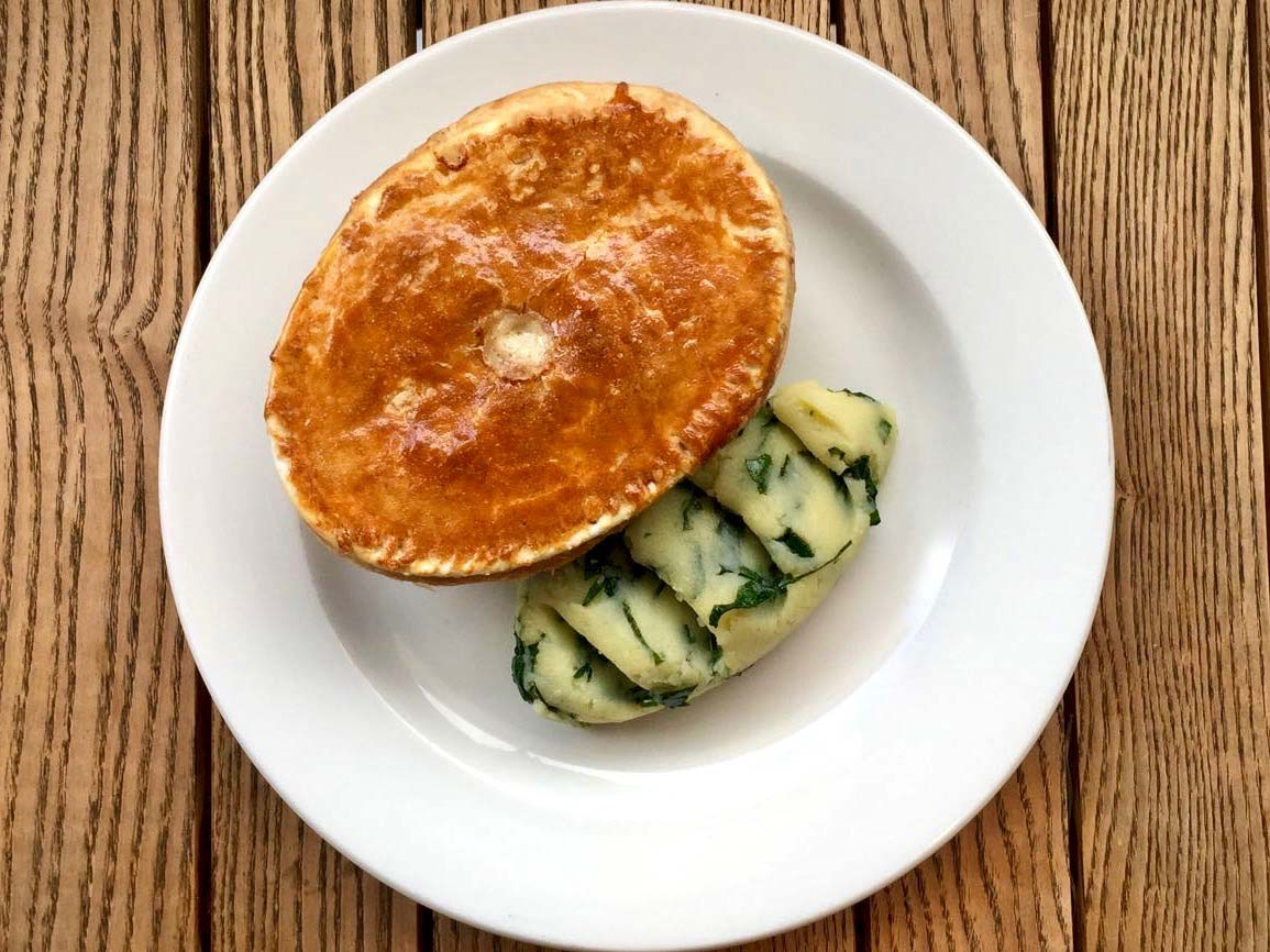 Three Great Places in London to Celebrate British Pie Week 2