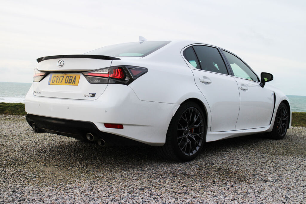 Luxurious Magazine Road-Tests a £74,000+ Lexus GS F in the South-West 11