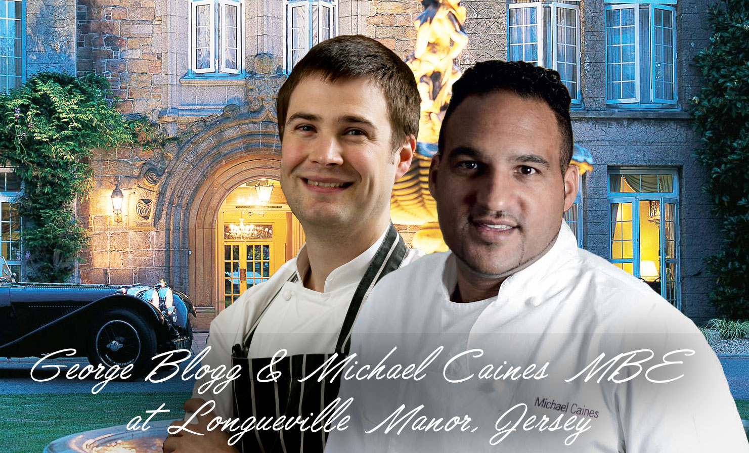 Longueville Manor, Jersey, Launches Guest Chef Series