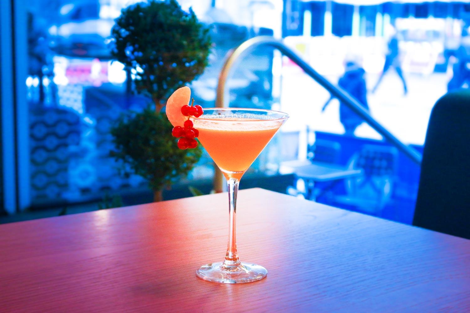 Mandarin Retriever Cocktail