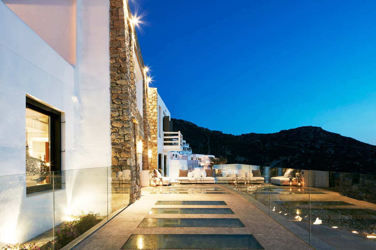 The Myconian Avaton Hotel Mykonos Greece