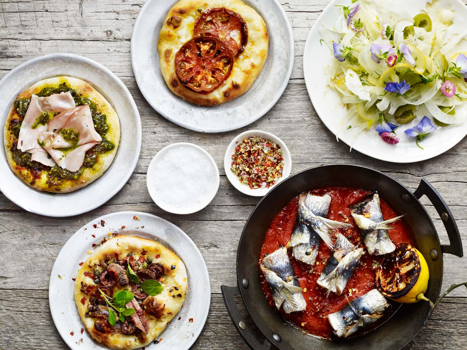 Petersham Nurseries Covent Garden Opens its Restaurants, Bar and Courtyard this April