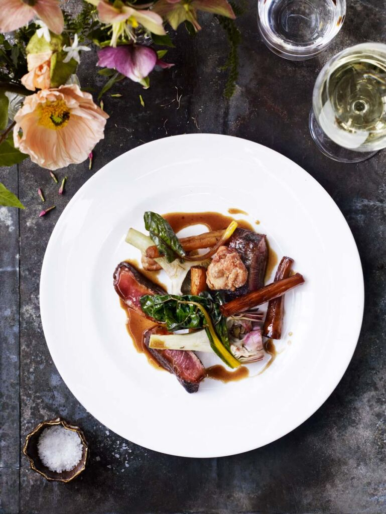 Petersham Nurseries Covent Garden Opens its Restaurants, Bar and Courtyard this April 5