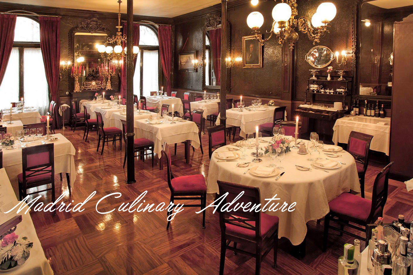 Discovering A Luxury Chef's Table Tour In Magical Madrid – Part Two