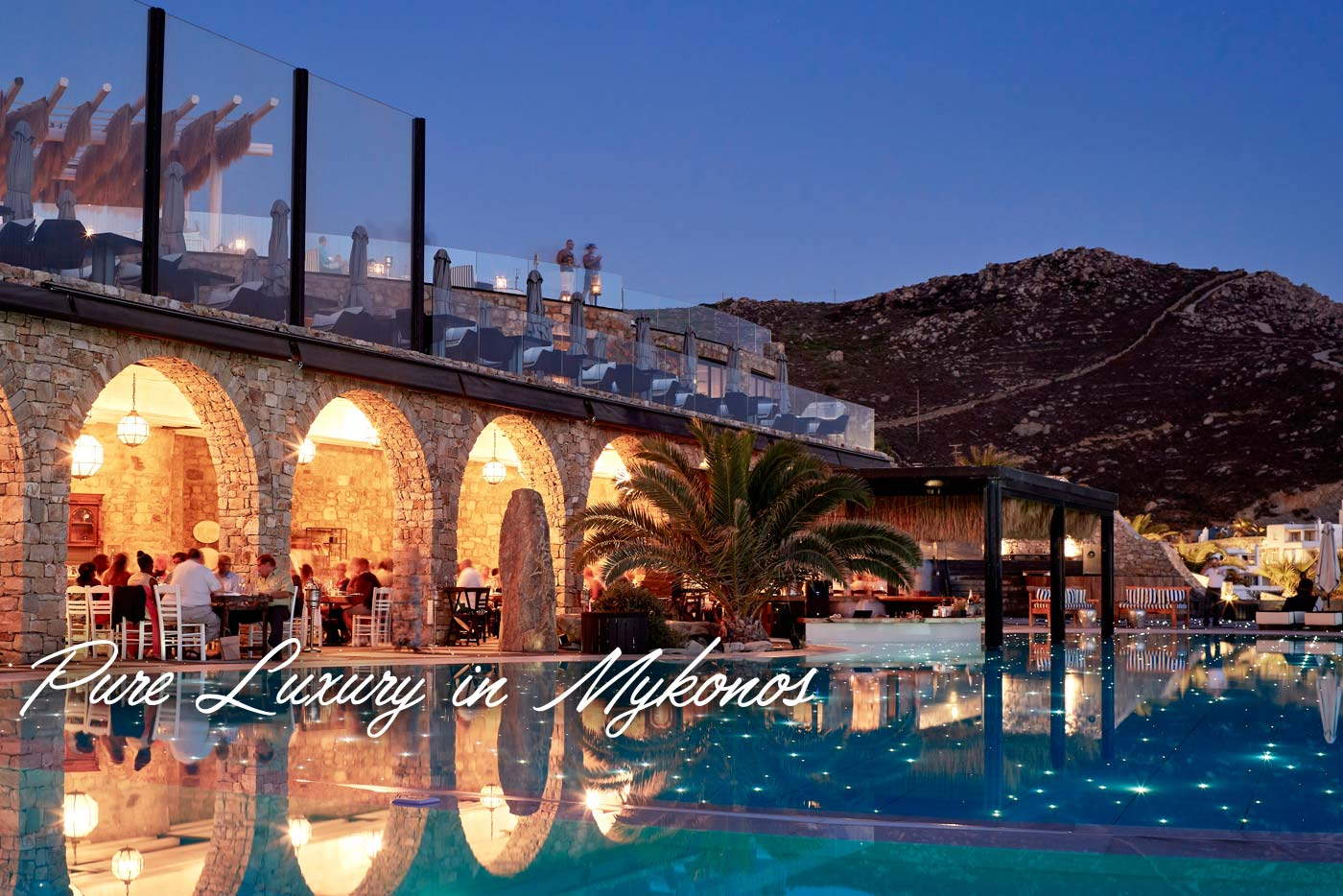 Pure Luxury with the Myconian Collection in Mykonos