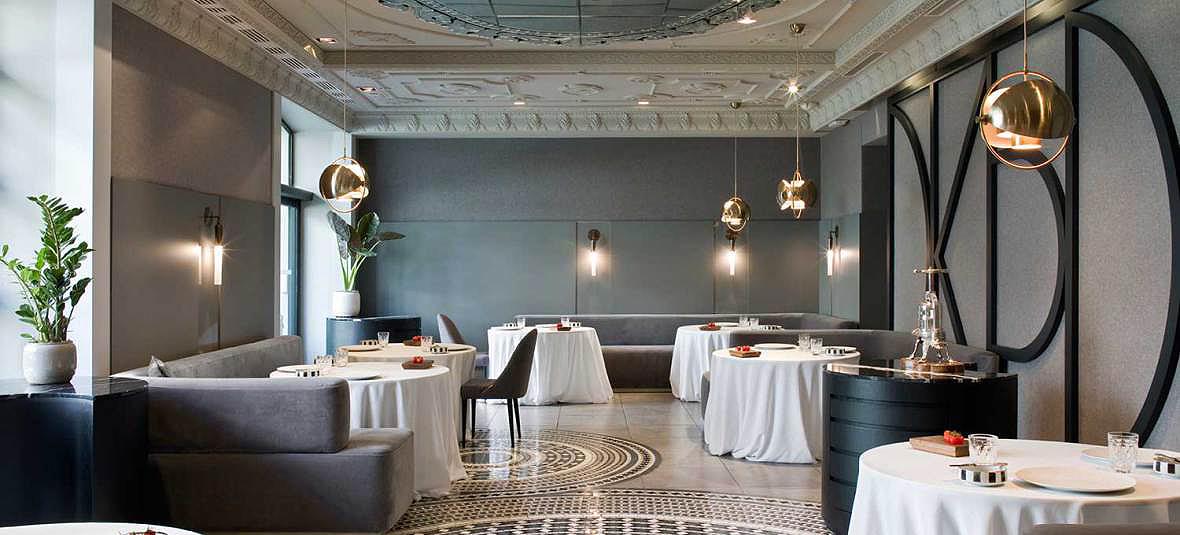Ramon Freixa restaurant Hotel Unico Madrid