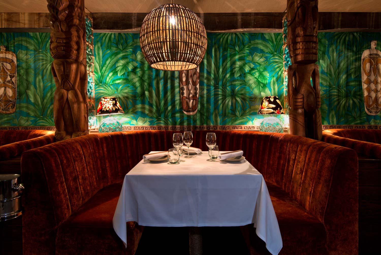 Pufferfish at Mahiki Kensington a Full-Blooded Polynesian Culinary Experience 5
