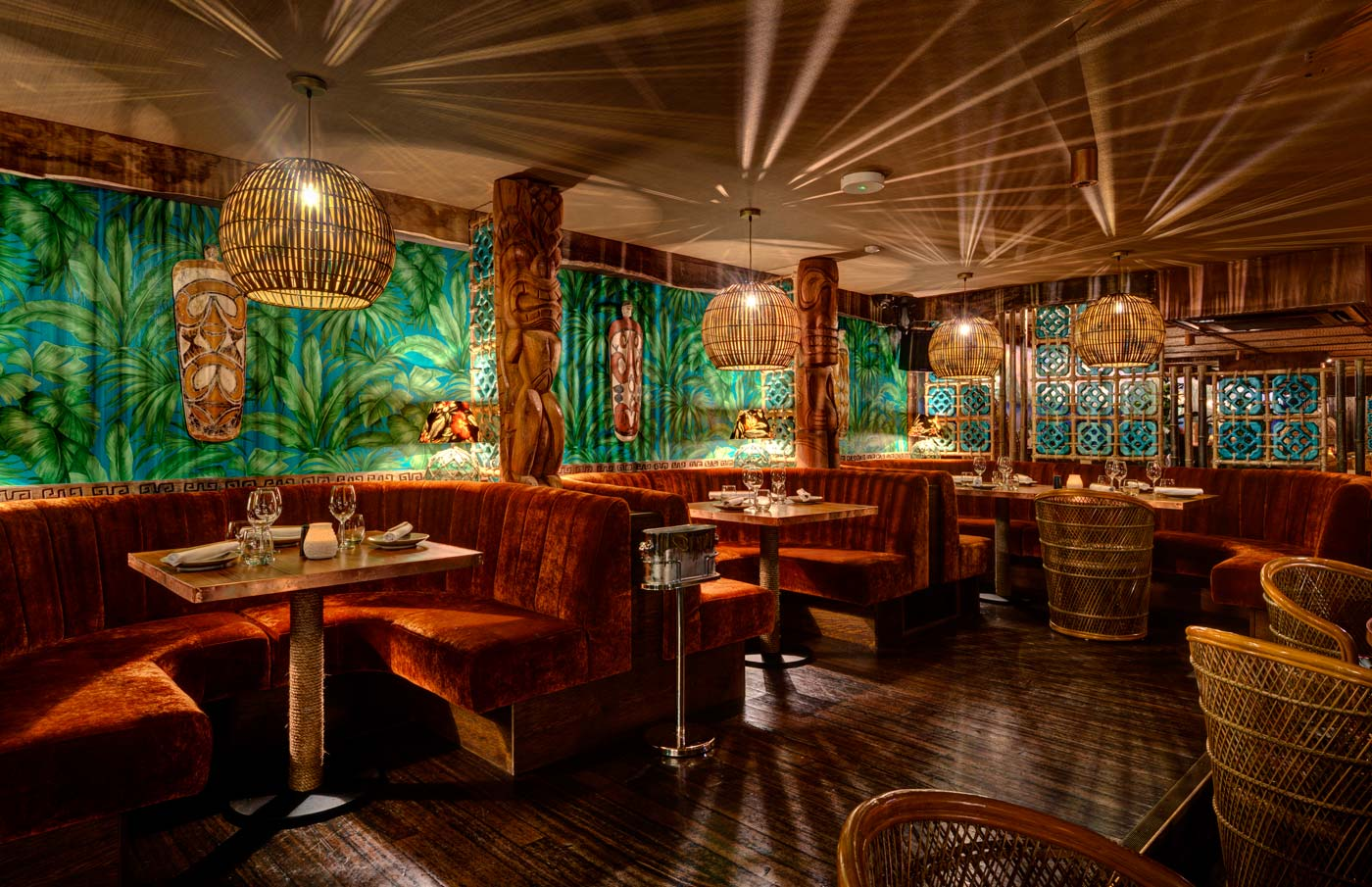 Pufferfish at Mahiki Kensington a Full-Blooded Polynesian Culinary Experience 5