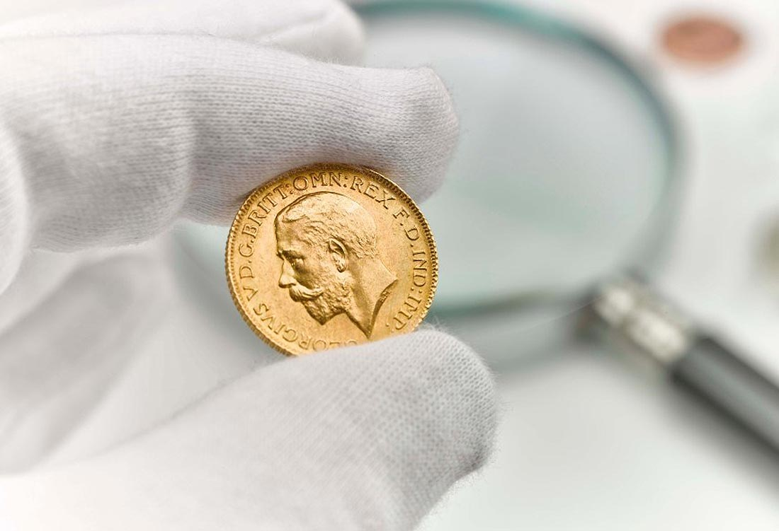 The Royal Mint Launches New Service to Authenticate and Value Pre-decimal Coins