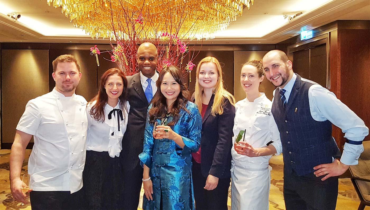 Shangri-La Hotel, At The Shard, London Launches Chinese New Year Menu