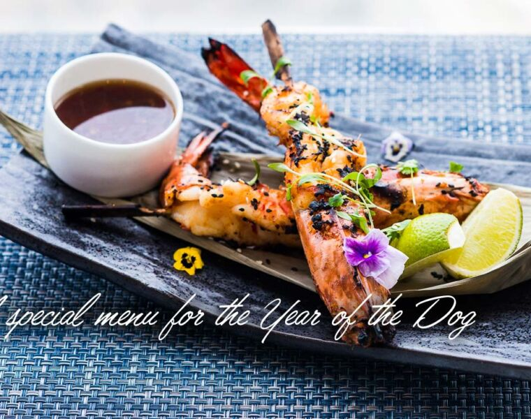 Shangri-La Hotel, At The Shard, London Launches Chinese New Year Menu 1