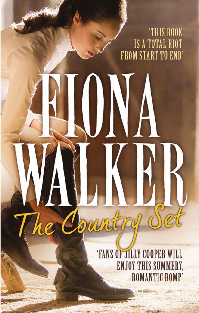 Book Review: The Country Set by Fiona Walker 4