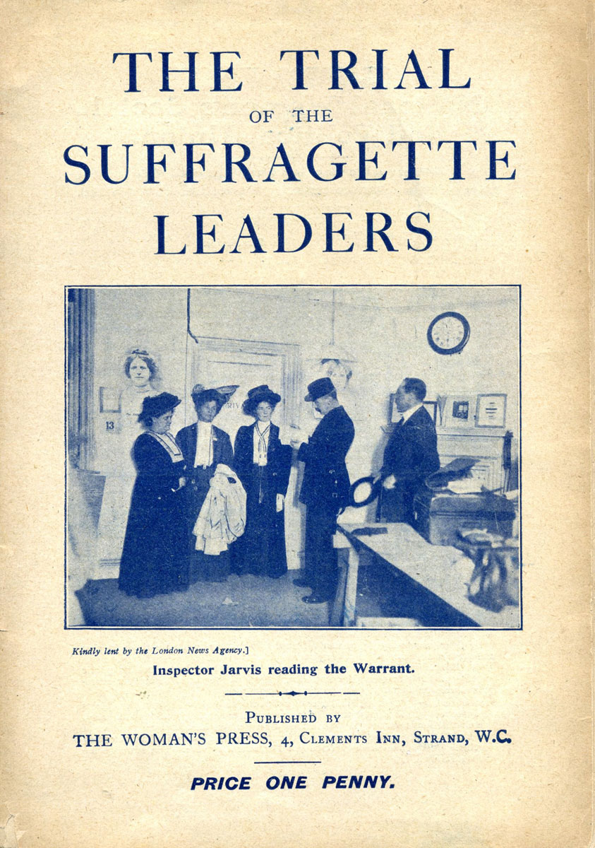 National Trust and National Archives to Recreate Immersive Suffragette Experience 2