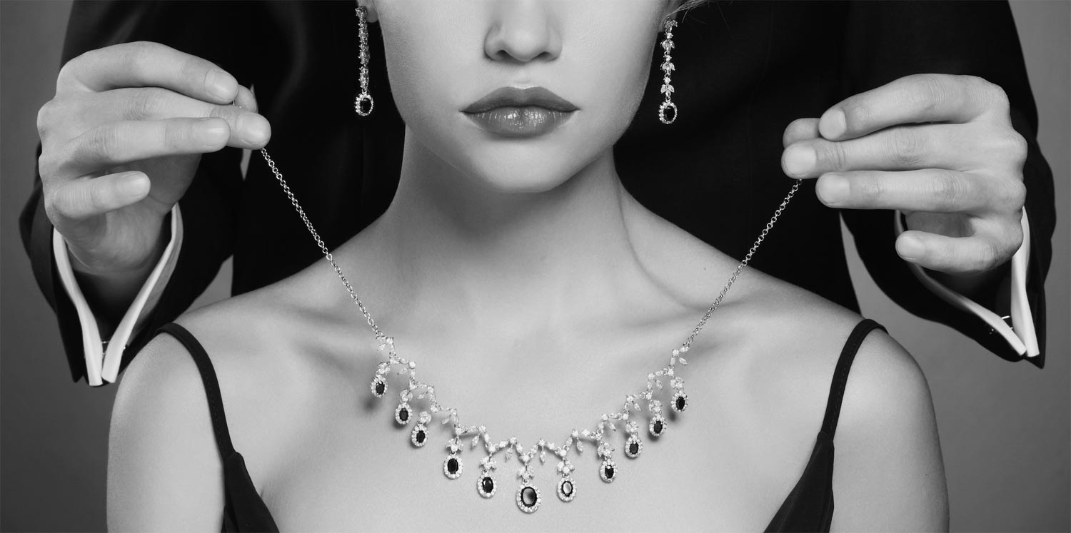 UDOZZO creates jaw-dropping, exclusive and limited pieces of fine jewellery