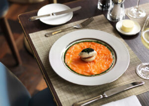 Simple Ingredient-Led Cooking at Galvin At The Athenaeum 7