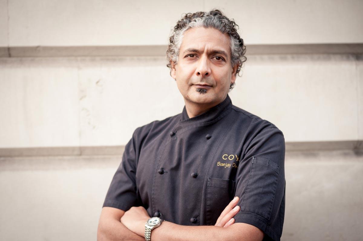 Chef Sanjay Dwivedi