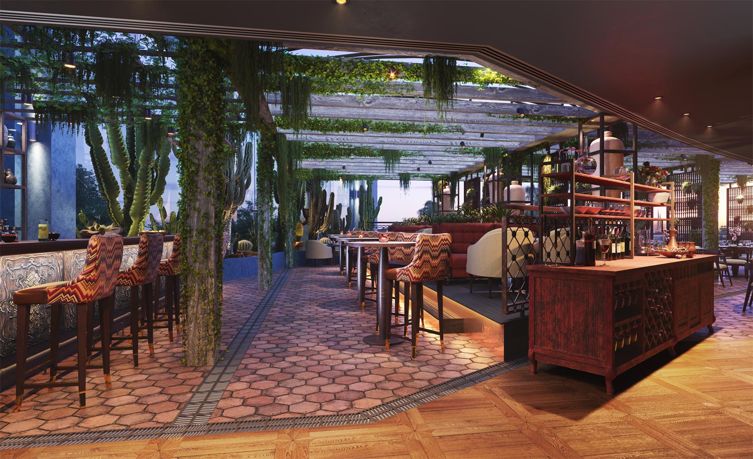 COYA To Open First European Restaurant Outside of London In Monte-Carlo 3