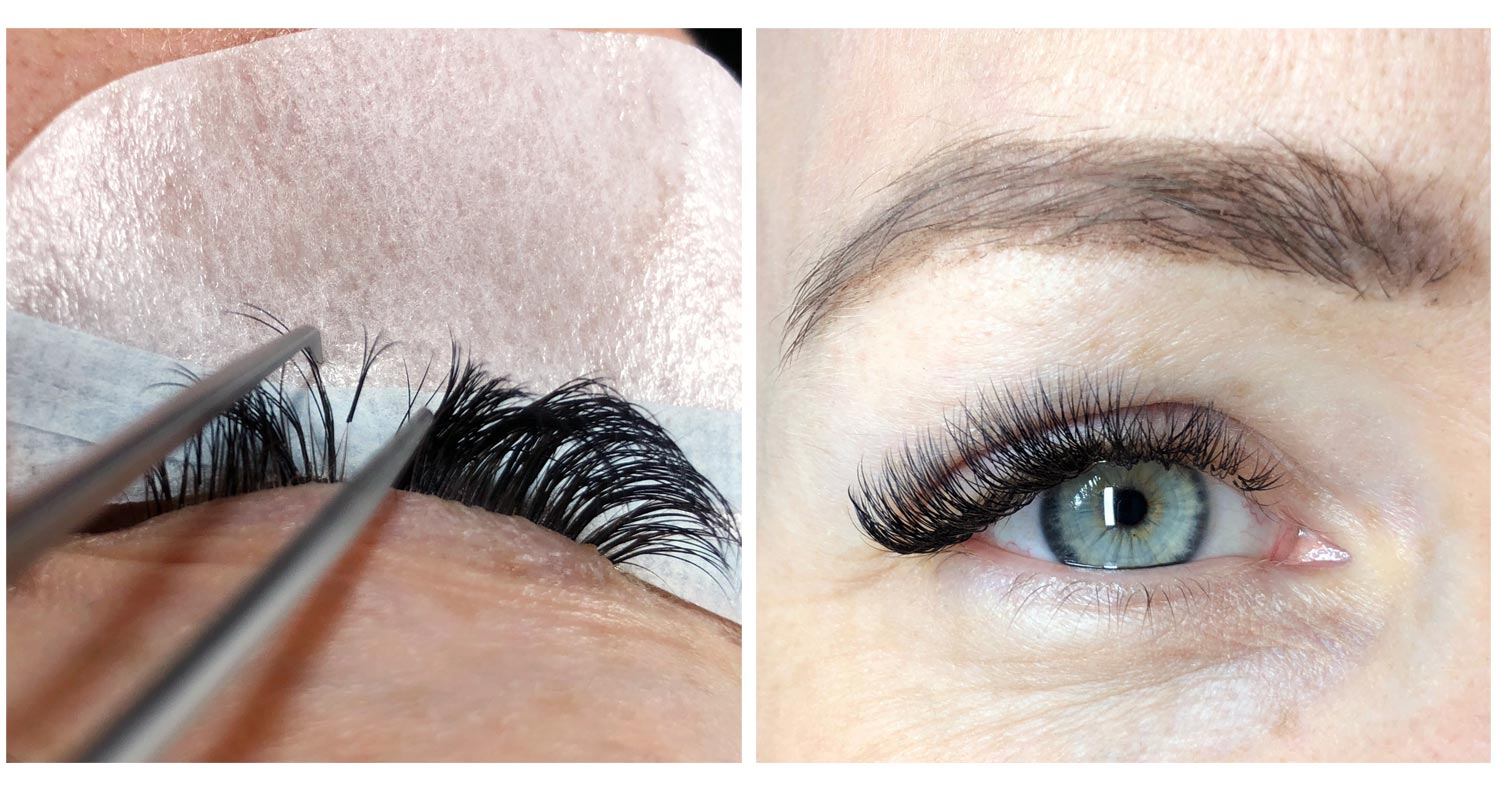 Beauty Treatment Review: Russian Volume Lashes at FATLASH 7