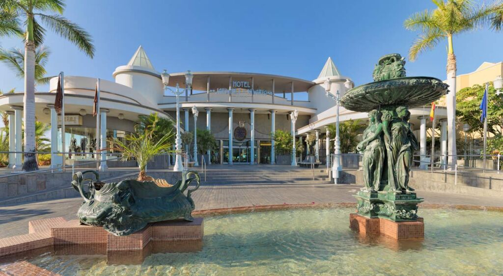 Ocean Views From The Jardines De Nivaria Hotel In Tenerife 4