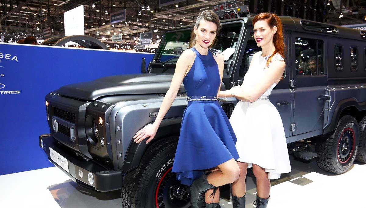 2018 Geneva Motor Show Roundup by Jeremy Webb