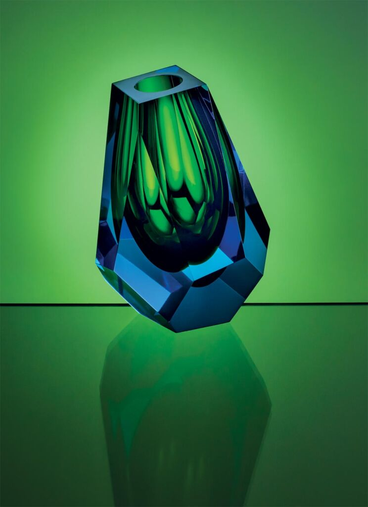 The Story of Colours with Luxury Czech Glass Producer Moser 14