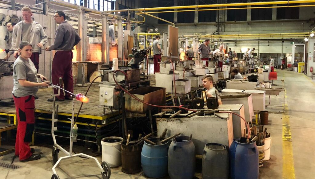 The Story of Colours with Luxury Czech Glass Producer Moser 7