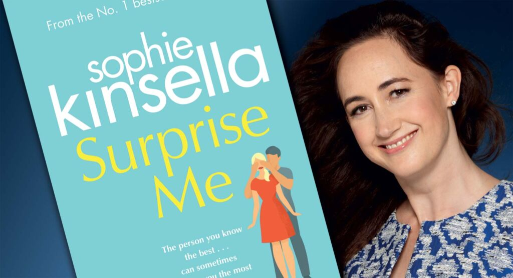 Sophie Kinsella Surprise Me Book Review by Natasha Godbold