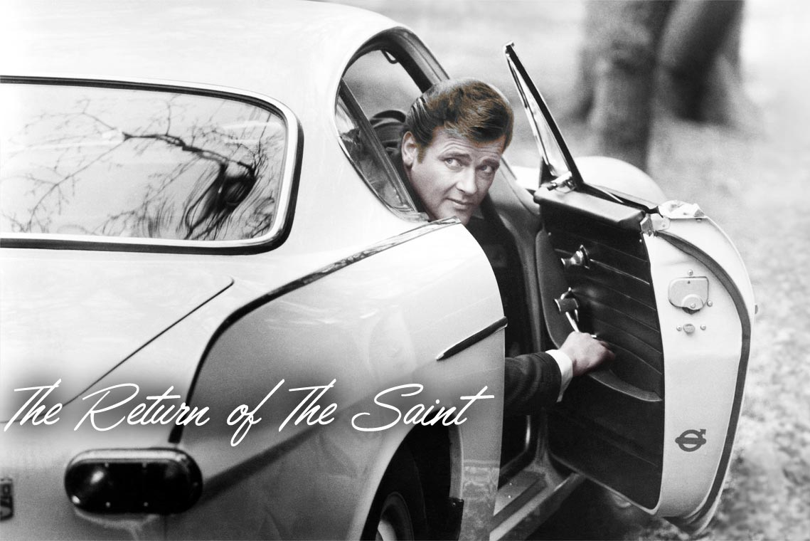 The Return of the Saint - Volvo P1800