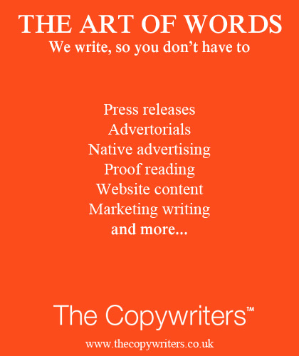 The Copywriters, we write the words so you don't have to.