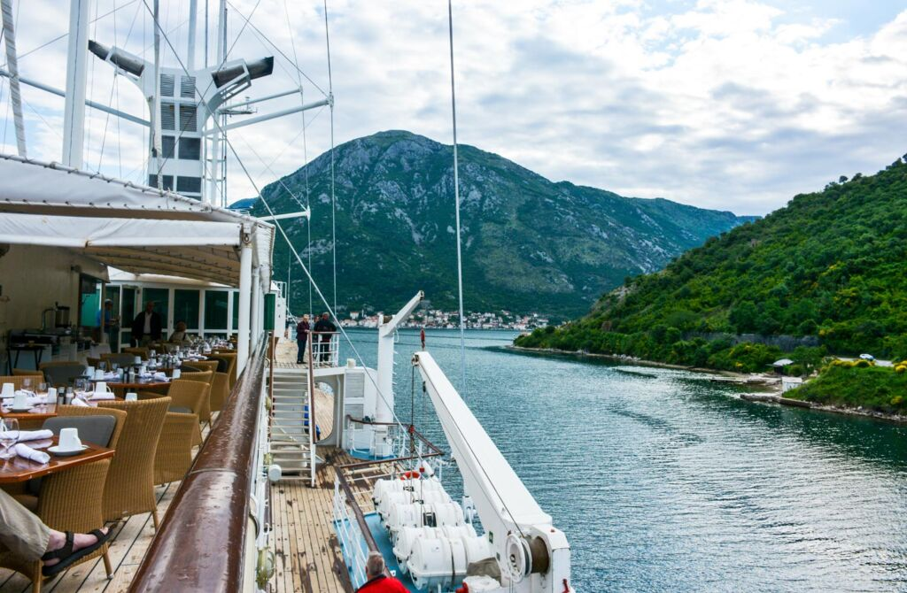Boarding the Largest Yacht in the World for a Rome to Venice Cruise with Windstar 3