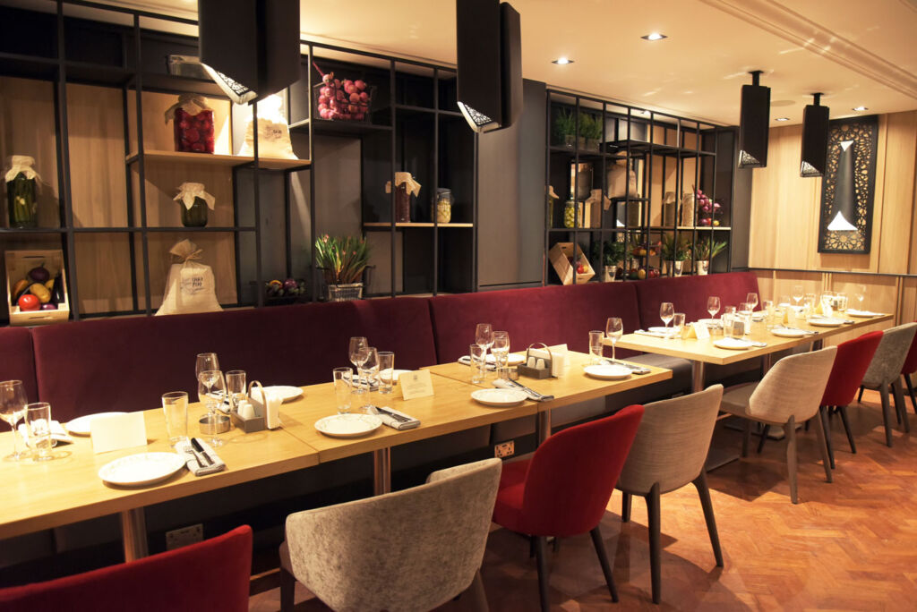 Simon Wittenberg reviews Abd el Wahab restaurant in London