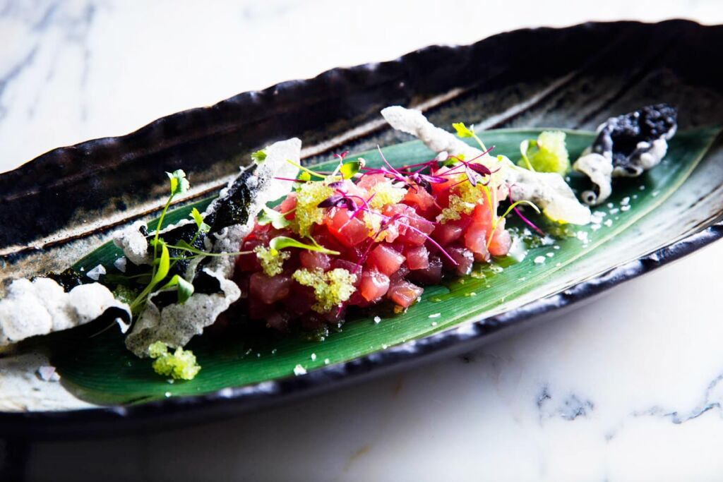South American Twists And Asian Inspiration At Avenue Restaurant And Bar 8