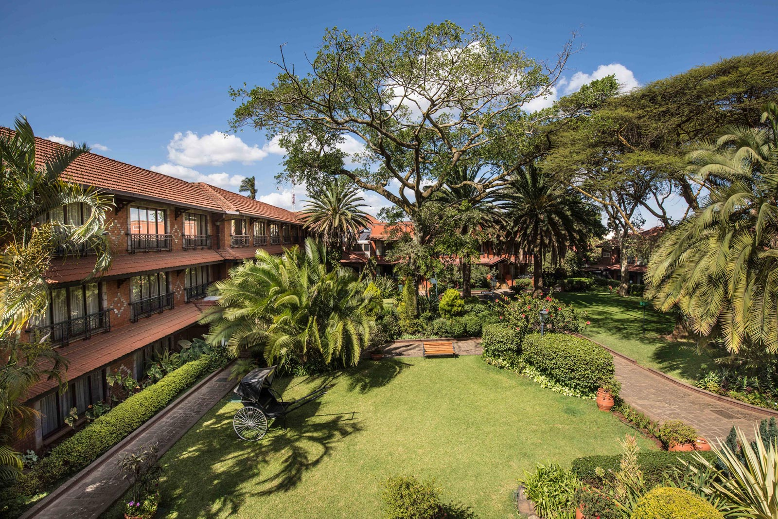 Review of Fairmont The Norfolk Hotel, Nairobi 1