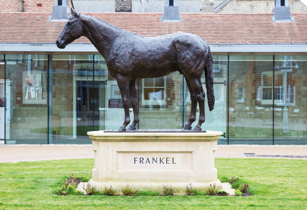 Discover Newmarket and Juddmonte Announce 2018 Frankel Tours With Special Tour Guide 2