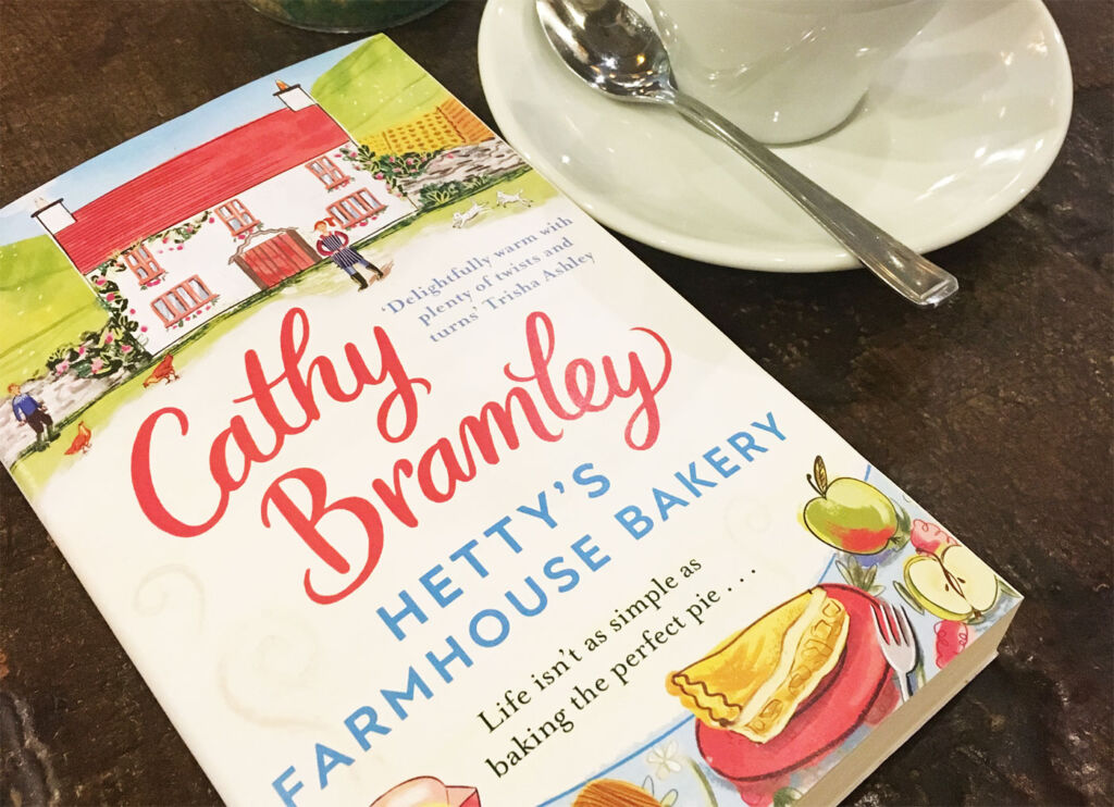 Hetty's Farmhouse Bakery Review: A Book Served With Love and Care