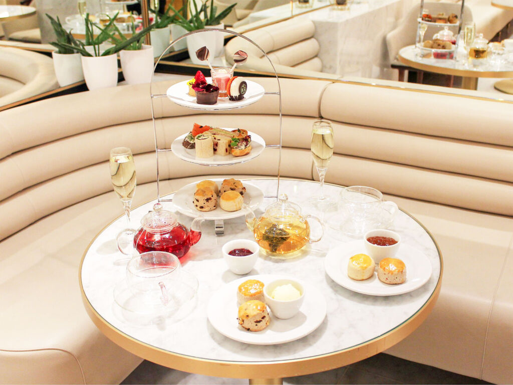 Bloomin' Brilliant Afternoon Tea Launches At Royal Lancaster London