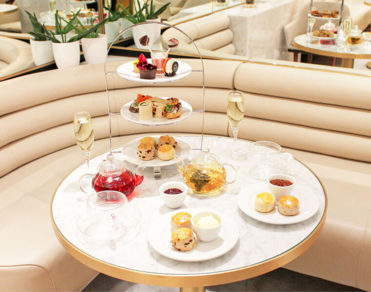 Royal Lancaster London Launches Bloomin' Brilliant Afternoon Tea 3