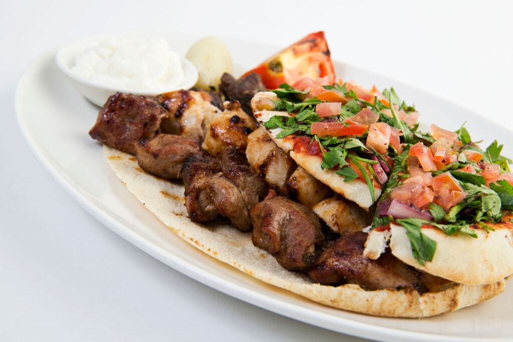 Mixed grilled meats