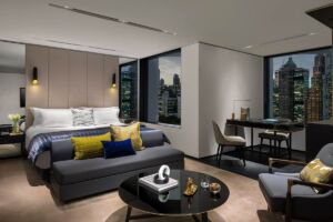 Hong Kong To Officially Welcome The Murray Hotel In May 7