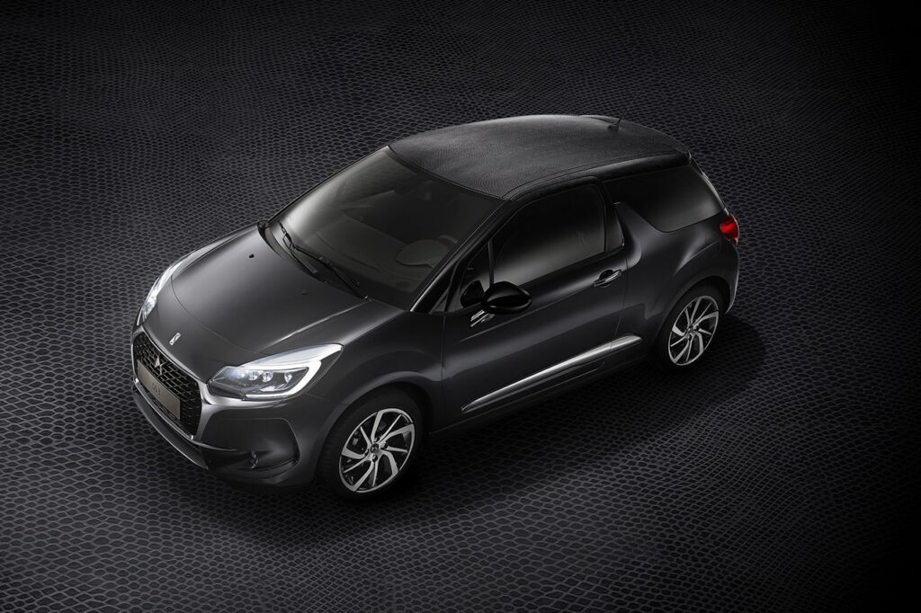 DS 3 Black Lézard
