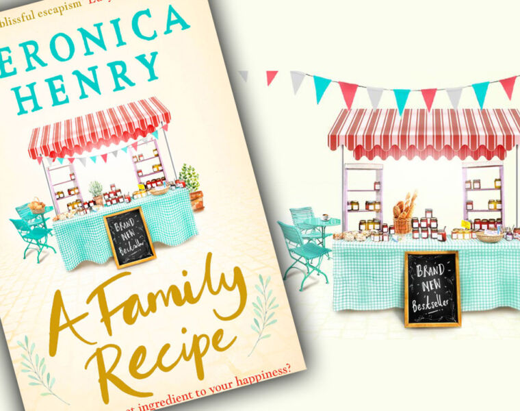 A Family Recipe by Veronica Henry - A Book With All The Right Feel-Good Ingredients 13